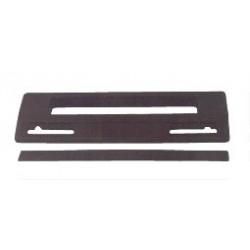 Tirador puerta frigorífico standard marrón 35FR140
