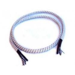 Cable 4 polos polti 1,95 metros azul - blanco 49DM145