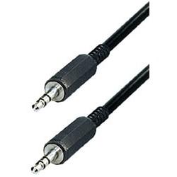 Cable jack macho 3,5 esterero a jack macho 3,5 estereo 1,5 m E-A51