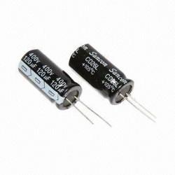 Condensador electrolitico 120MF- 400V CERL-120MF-400V