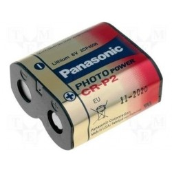Pila CRP2 Panasonic 6V Litio