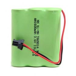 Bateria tfno. 3,6V-1600MAH NI-MH K6123.00