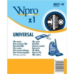 Filtro motor aspiradora universal MOF1-W 481981729201