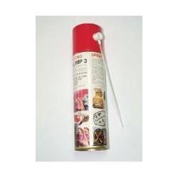 aceite lubricante multiusos. Antioxidante. Alta viscosidad y muy duradero. Desplaza la humedad. 250 ml. LUBRILIMP-3R