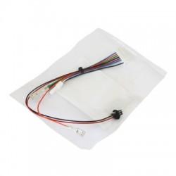 Cableado circuito arranque Junkers 8704404035