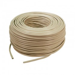 Cable red Utp CAT5E 305m gris