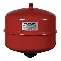 Vaso expansión calefacción y solar 35 litros, 3/4- 1,5 bar