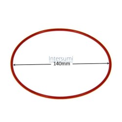 Junta calderín inferior centro planchado Delonghi 5328124800