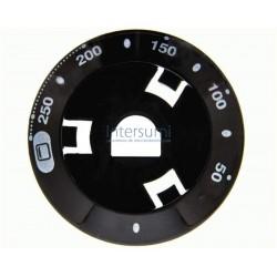 Dial mando Fagor termostato negro C20K000B7