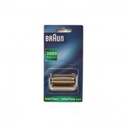 Lámina 628 afeitadora Braun, serie 3000 5628773