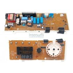 Modulo electronico lavadora LG WD10140T 6871EN1039L