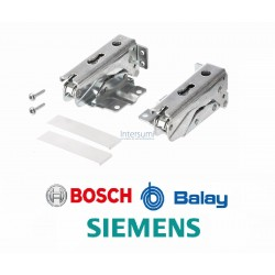 KIT BISAGRAS FRIGORIFICO BOSCH PANELABLE 481147 00481147