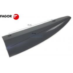 TIRADOR FRIGORIFICO FAGOR GRIS IZQUIERDO 1FFC41MPI , 1FFC47PIL .LONGITUD 230MM, ENTRE TORNILLOS 150 F860005P5