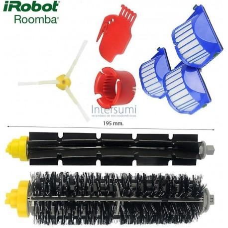 KIT ACCESORIOS IROBOT ROOMBA M217653