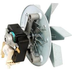 Ventilador para horno Universal eje corto. 41CU010