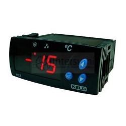 TERMOSTATO DIGITAL EVK201N7, 220V Y SONDA: NTC/PTC KLT11-D